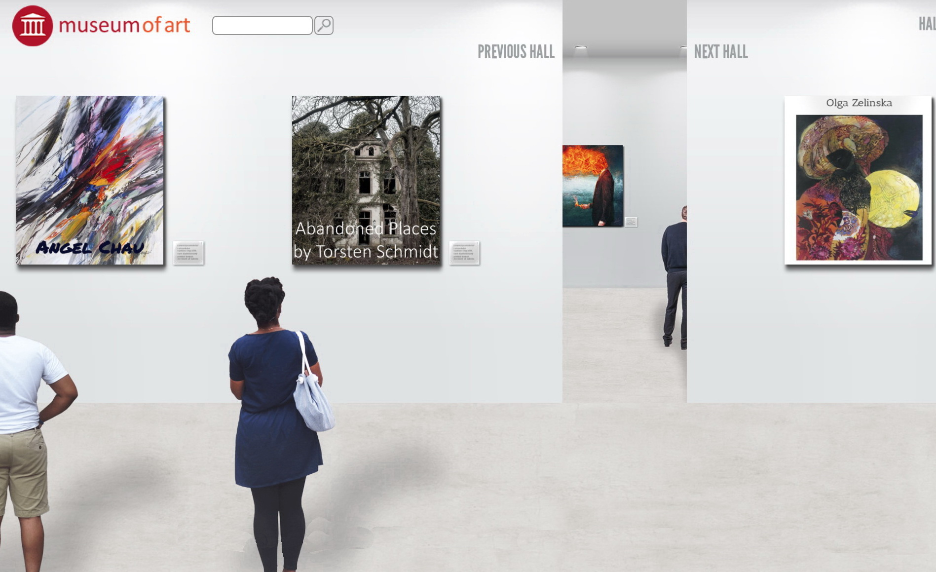 Look my artwork on Museum-of-art.net
